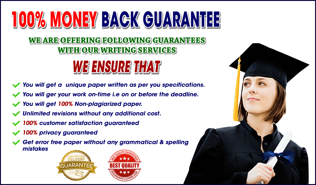 Guarantees Provided by Us